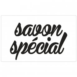 labels  poincons savon special