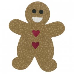 sizzix bigz l  gingerbread man