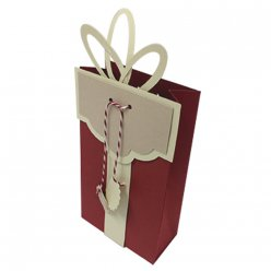 die sizzix bigz xl  box wrapped wornaments