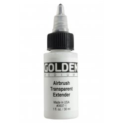 medium diluant high flow pour aerographe extender 30ml