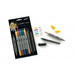 set copic ciao 51 5 couleurs manga 1 1 multiliner