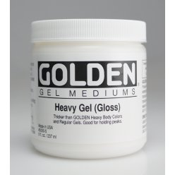 heavy gel gloss 473 ml
