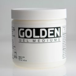 high solid gel matte 473 ml