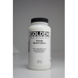 polymer medium gloss 473 ml