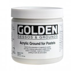 acrylic ground for pastels 473 ml