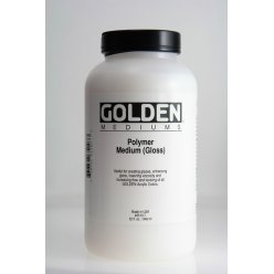 polymer medium gloss 946 ml