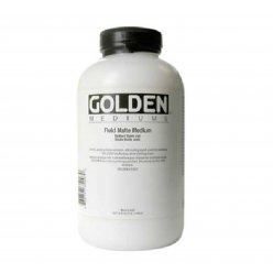 fluid matte medium 946 ml