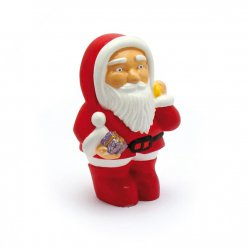 moule en latex pere noel