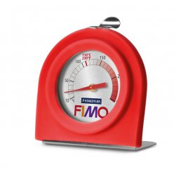thermometre fimo accrochable et articule