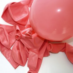ballons de baudruche gonflables rose 10 pieces