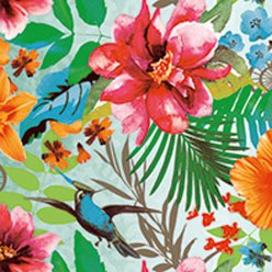 serviette tropical paradise 20 pieces