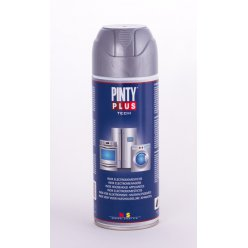 peinture en spray special electromenager 400ml inox