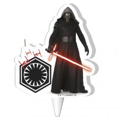 bougie star wars kylo ren 75cm