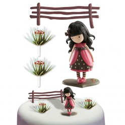 decoration gorjuss pour gateau