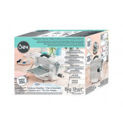 machine big shot foldaway sizzix et kit