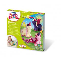 kit fimo kids licorne  8034 19 ly