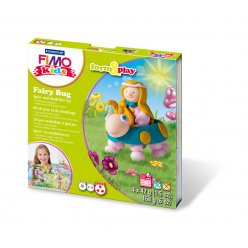 kit fimo kids fee insecte  8034 21 ly