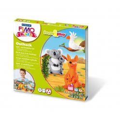 kit fimo kids outback australie 8034 23 ly
