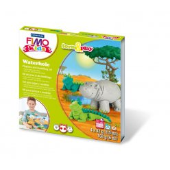 kit fimo kids waterhole safari 8034 25 ly