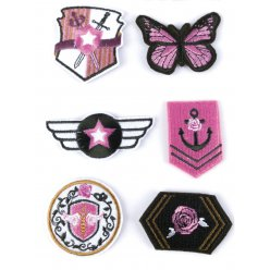patch thermocollant militaire 6 pieces