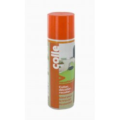 colle repositionnable ideal pour les pochoir spray 250 ml