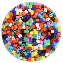 1 000 perles standard midi o5 mm assortiment opaque