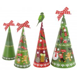 sapin a customiser 22 a 25cm x 3 pcs gommettes x 98 pcs