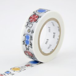 masking tape mt lisa animaux  baby mikey