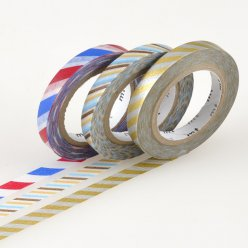 masking tape mt 6 mm slim set de 3  twist cord c