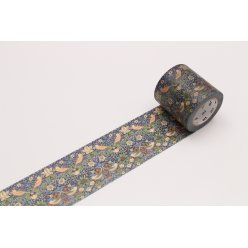 masking tape mt william morris framboisier  strawberry thief