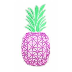 maxi patch brode ananas 175 x 8 cm