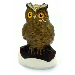 moule en latex hibou