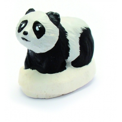 moule en latex panda