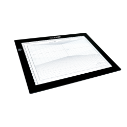 table lumineuse graph it light board led ultra plate a3 30x43cm