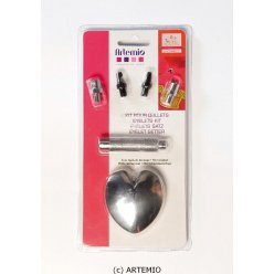 Kit pose d'oeillets Perforatrice & placement Ø5 & 3 mm