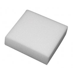 Support de travail en mousse 75x75x20 mm