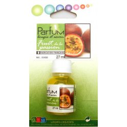 parfum a bougie 27 ml fruit de la passion