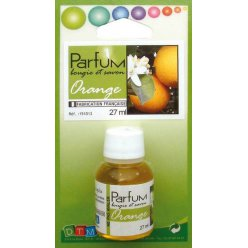 parfum a bougie 27 ml orange