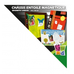 chassis entoiles magnetiques