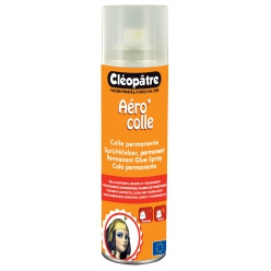 colle spray aero colle permanente 250 ml