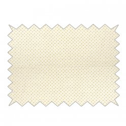 coupon de coton 100x65cm noel d or