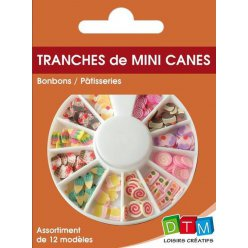 tranches de canes mini mini gourmandises