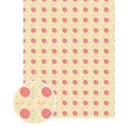 papier patch gluepatch foret