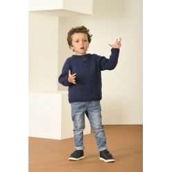 catalogue tricot 154 enfants intemporel hiver