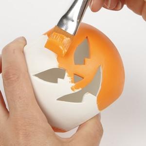 peindre le support en porcelaine