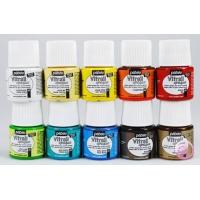 Utiliser la peinture vitrail de pebeo - Peindre sur verre 100 modeles originaux ...