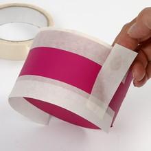 appliquer le masking tape sur la boite