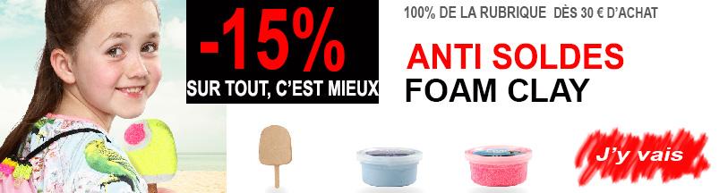 foamclay 15%