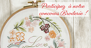 concours broderie