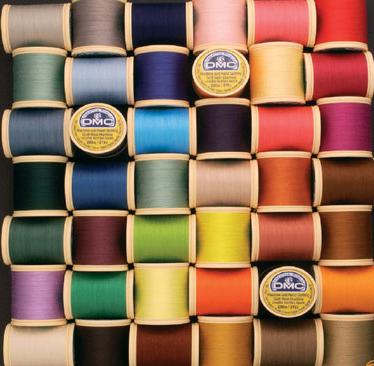 Fils pour patchwork, quilting et fil à gant